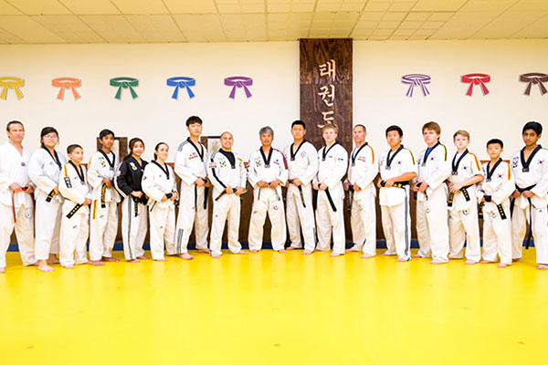 instructors world taekwondo academy