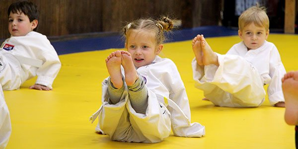 preschool martial arts classes